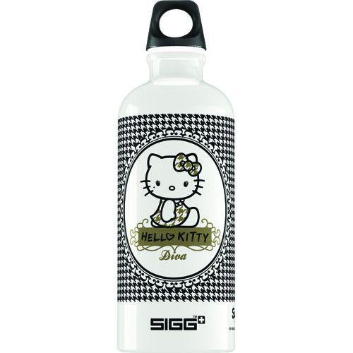 Sigg Water Bottle Hello Kitty Pepita .6 Liters (6 Pack)