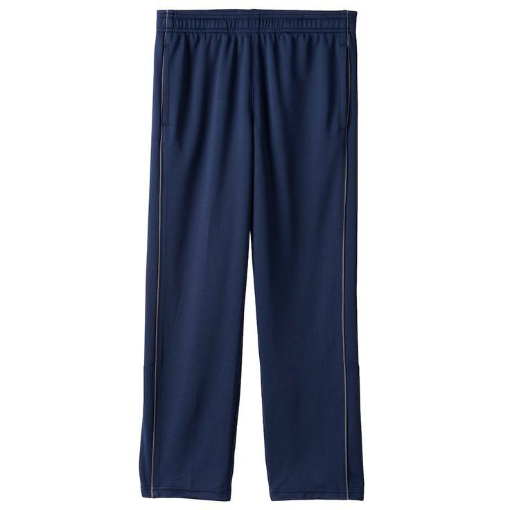 Boys 8-20 Tek Gear® The Slasher Lightweight Active Pants, Size: Medium, Dark Blue