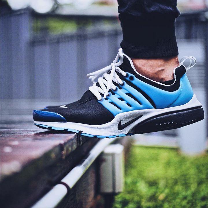 Blackbi1rd-Nike-Air-Presto-Harbor-Blue | Chaussures de sport mode ...