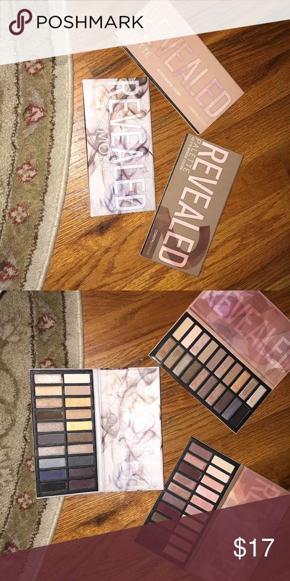 Bundle of 3 coastal scents pallets. NEVER USED 3 Coastal Scents pallets never used before! Colors are comparable to the Urban Decay Naked pallets. coastal scents Makeup Eyeshadow