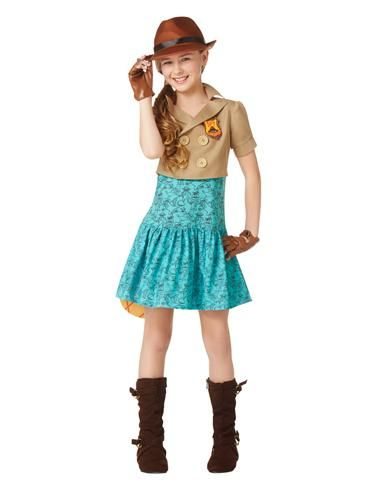 phineas and ferb perry girl child costume spirit halloween - Phineas Halloween Costume