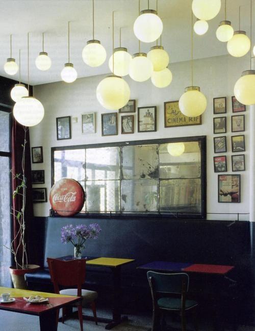 great light fixtures  via