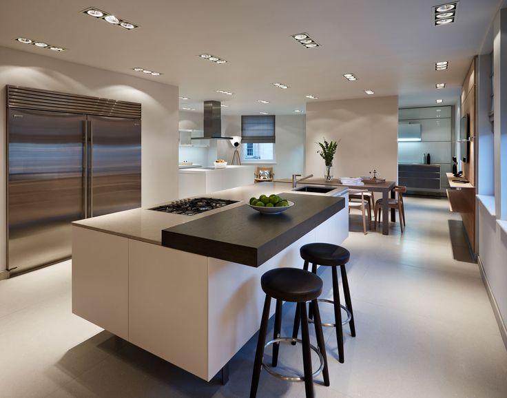 A Cozinha Dos Sonhos! Fundada Em 1949 Por Martin Bulthaup, A Alemã Bulthaup  Kitchen · DoppeltürenModerne KüchenKüche ...