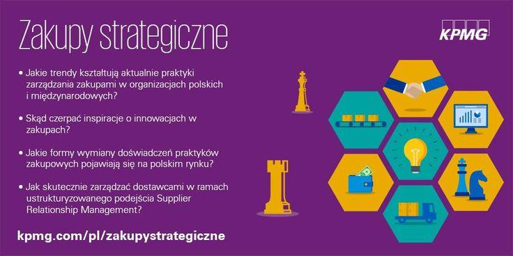 Zakupy strategiczne →  | Rola obszaru zakupów w organizacjach ewoluuje wraz z widoczną na polskim rynku transformacją zakupową jednostek.