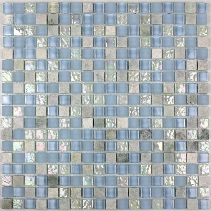 Mosaique Verre Et Pierre Acana Carrelage Mosaique Carrelage Douche Mosaique Mosaique Douche Carrelage Douche