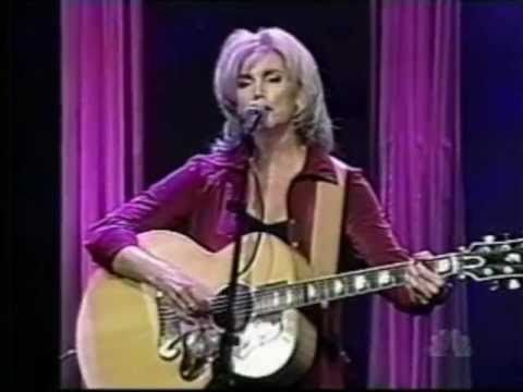 Emmylou Harris : Red Dirt Girl 'just a little southeast of Meridian'