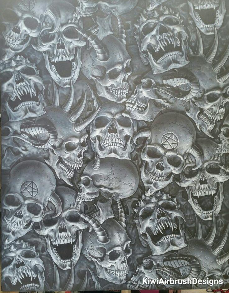 1000 Ideas About Skull Wallpaper On Pinterest Skulls