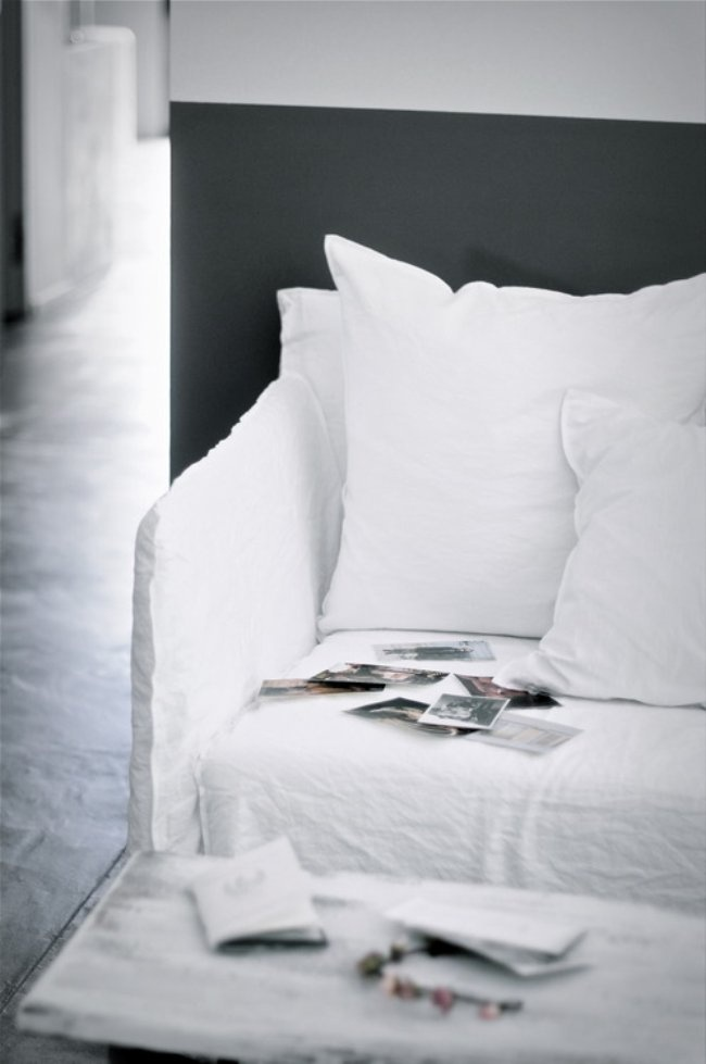 ghost gervasoni sofa sofa so good pinterest grey. Black Bedroom Furniture Sets. Home Design Ideas