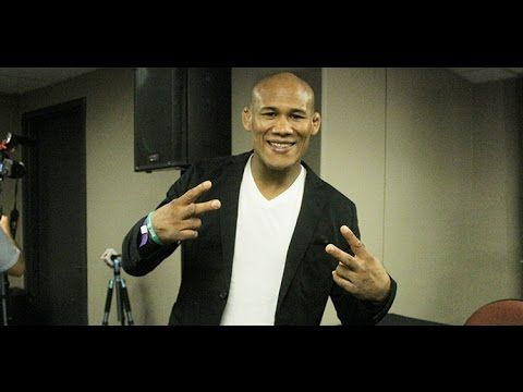 Jacare Souza Reacts to Dan Henderson's KO Victory at UFC 199