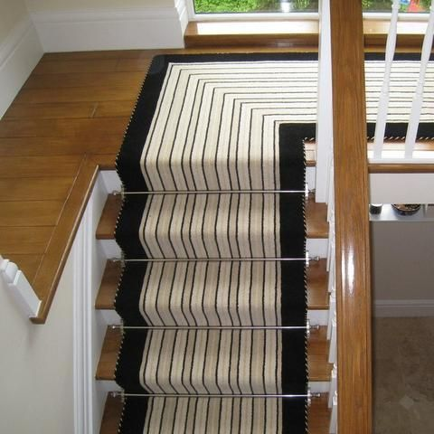 11 Best Beautiful Stair Runners Images On Pinterest