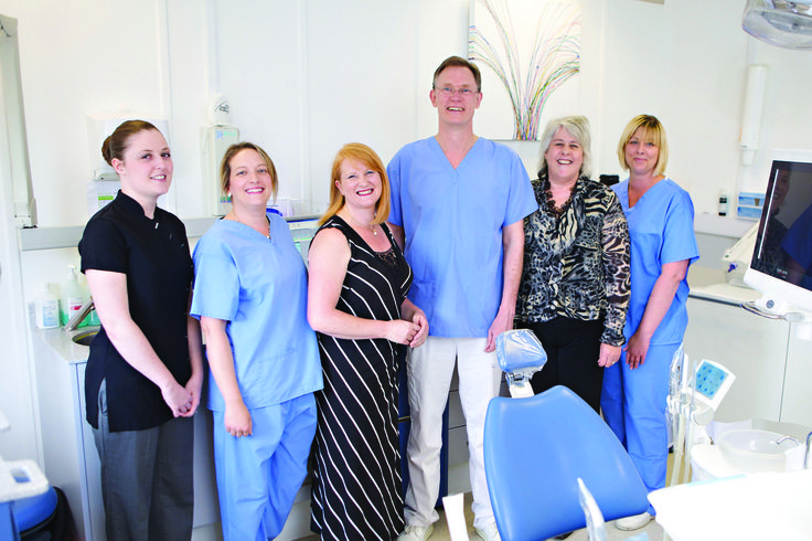 Dental Practice - staff shot