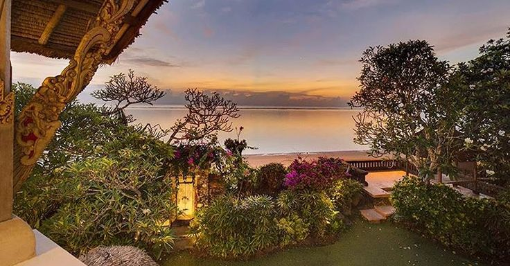 with its #Sanur beachfront location, its fascinating history and a #celebrity guest list that boasts #monarchs and rock legends. This is where #MickJagger and #JerryHall tied the knot, #Sting gave an... #bali #geriabali #balivilla #villalife #luxury #beautifuldestination #luxuryworldtraveler #theluxurylifestylemagazine #thebalibible #destinosmaravilhososbyeli #villas #hgtv #vacation #holiday #honeymoon #luxwt #ootd #luxurybali