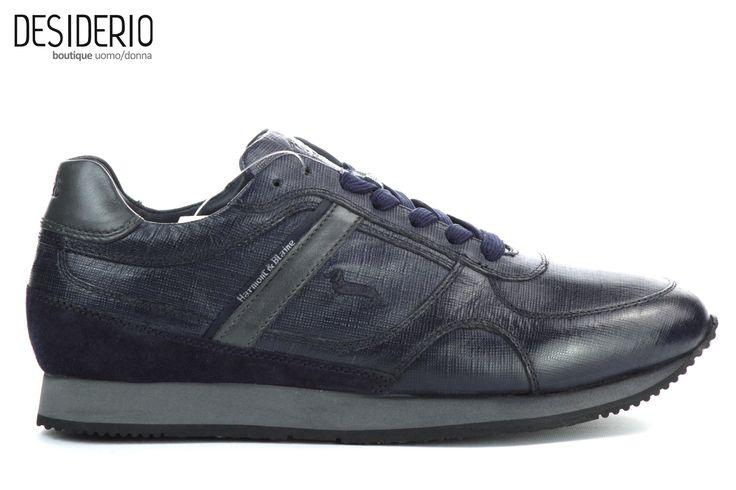 HARMONT & BLAINE sneakers pelle - DESIDERIO boutique Abbigliamento uomo/donna Canosa di Puglia BT Shop Online: http://www.ebay.it/usr/desiderioboutique via J.F.Kennedy 31/33 tel. 0883 662 490 e-Mail info@boutiquedesiderio.com