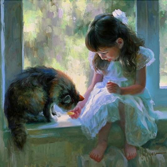 Vladimir Volegov (Russian) - Treating for Cat