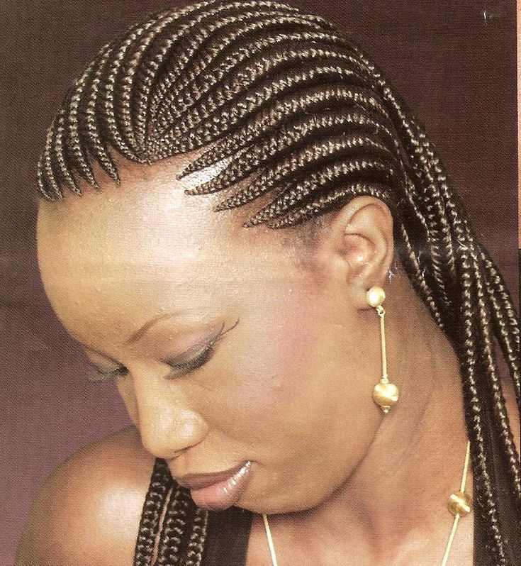 Admirable 1000 Images About Hairstyles On Pinterest Nigerian Bride Black Short Hairstyles For Black Women Fulllsitofus