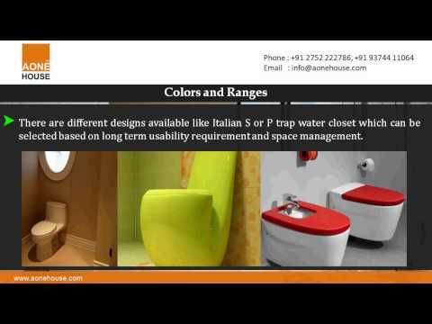 Watch out the video that explores information about European Water Closet which are the ideal among stylish and convenient range of designs as they are space saving and elegant in outlook. Find out stylist European Water Closet at  http://www.aonehouse.com/water-closets/page/3/.