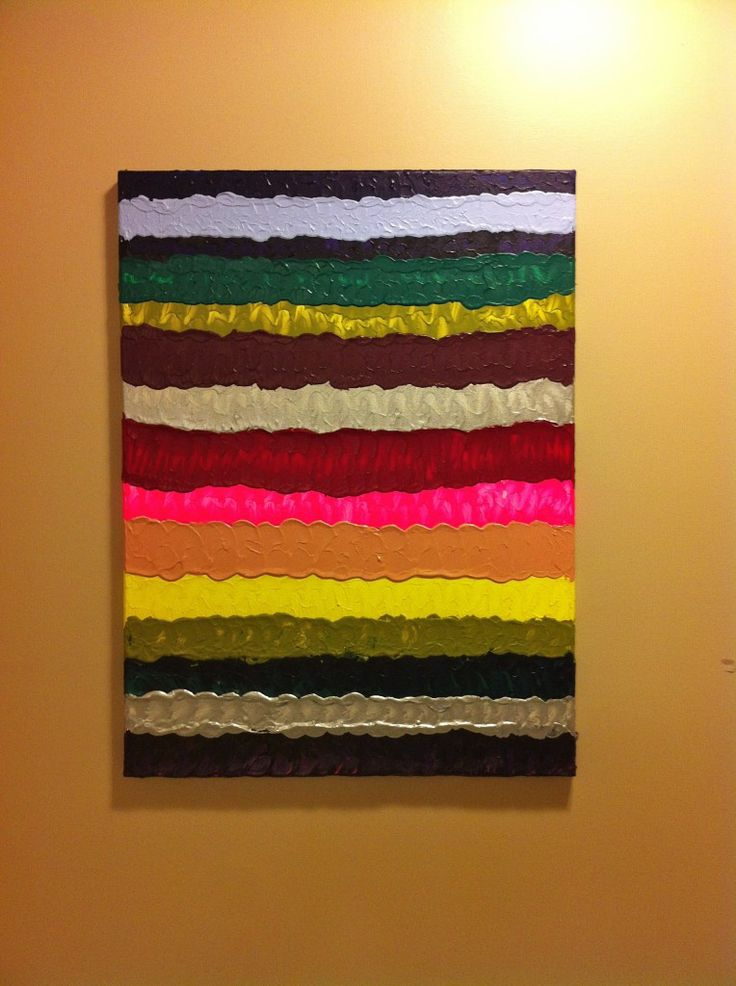 Monday Funday: DIY Wall Decor - Smart Snobs Arts and Crafts, Colourful, Decor, diy, Fun, Funday, Monday, Paint, Smartsnobs