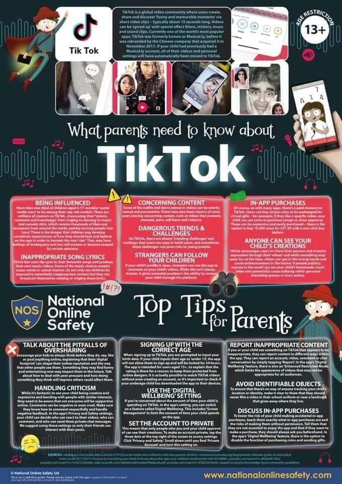 Pin By Sunita Kruger On Useful To Know Social Media Safety Online Safety Lip Sync Songs