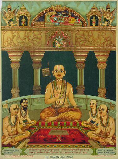 Sri Ramanujacharya (1017-1137)