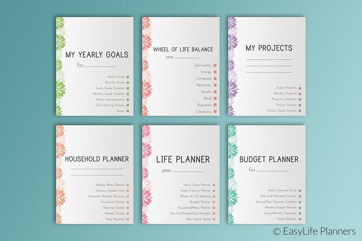 Life Planner 7