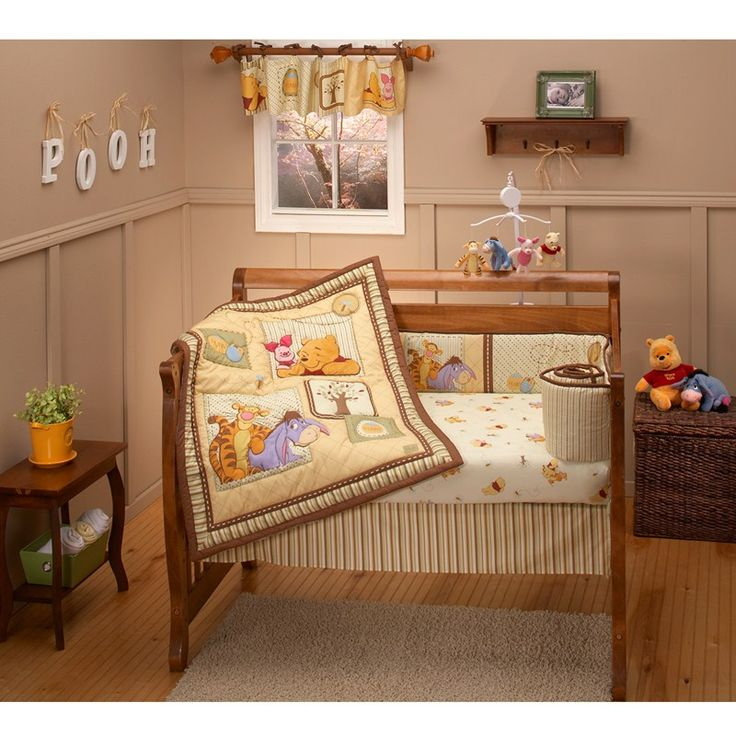 Pooh Dreams Of Hunny Collection 4 Piece Bed Set 69 Pamela Newberry
