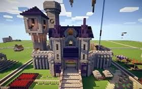 Downloaded My Minecraft Server World No Buildings