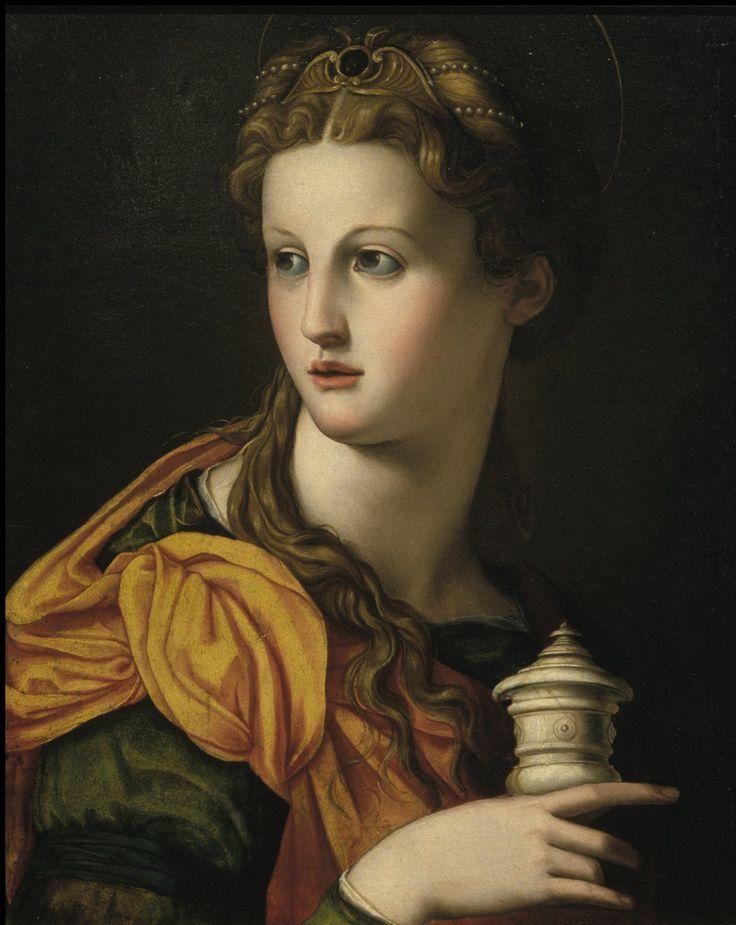 The Athenaeum - Mary Magdalene (Agnolo Bronzino - )