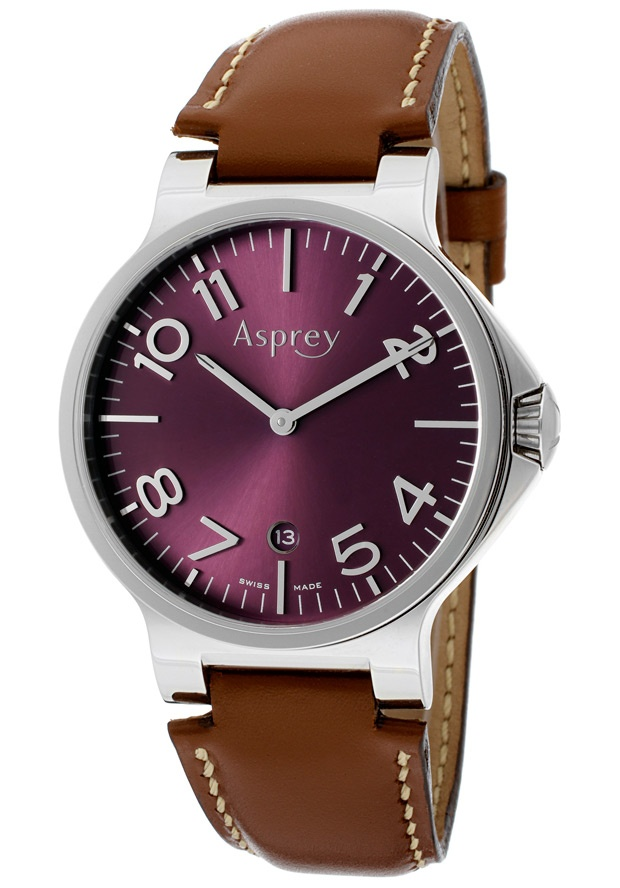 Price:$1109.00 #watches Asprey of London 1017260, Asprey has developed over generations into the finest British jeweller and luxury goods house, and become a name synonymous with refinement and luxury. As ever, each Asprey product is made with the most exacting craftsmanship using only the finest materials.