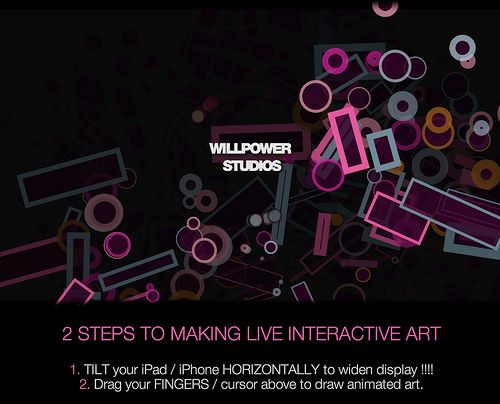 INTERACTIVE ANIMATION | WILLPOWER STUDIOS  by WILLPOWER STUDIOS | WILLIAM ISMAEL | www.WillpowerStudios.com