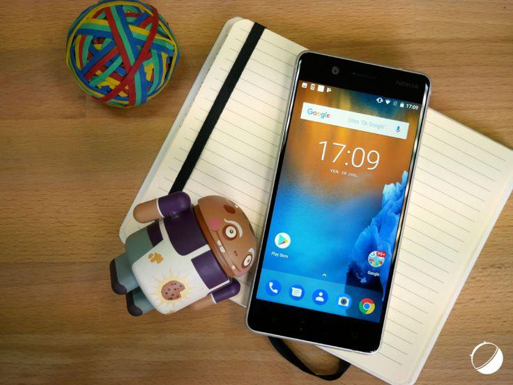 Test du Nokia 5: Android pur au service d'un smartphone de bonne facture - http://www.frandroid.com/marques/nokia/450203_test-nokia-5  #Marques, #Nokia, #Produits, #Smartphones, #Tests