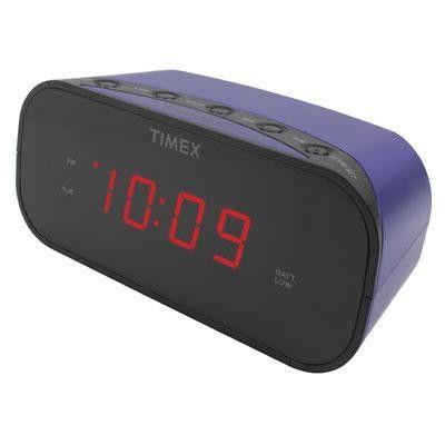 Alarm Clock Purple