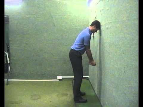 Golf - Stop Topping With This Simple Drill You Can Do At Home
