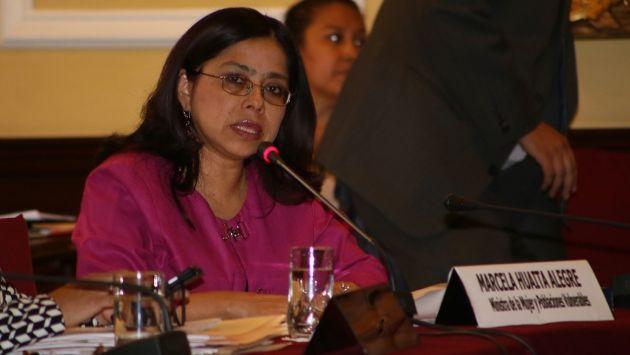 Despenalización del aborto: Ministra de la Mujer se mostró a favor de medida en casos de violación