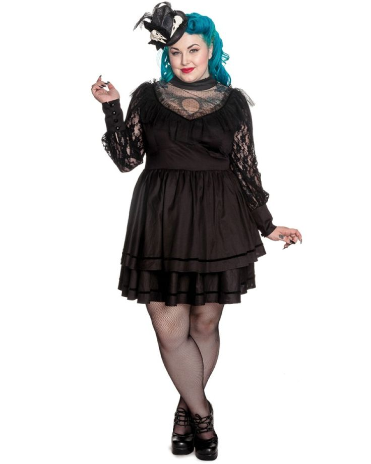 Nevermore dress by Spin Doctor.