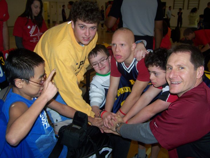 Special Olympics Competition