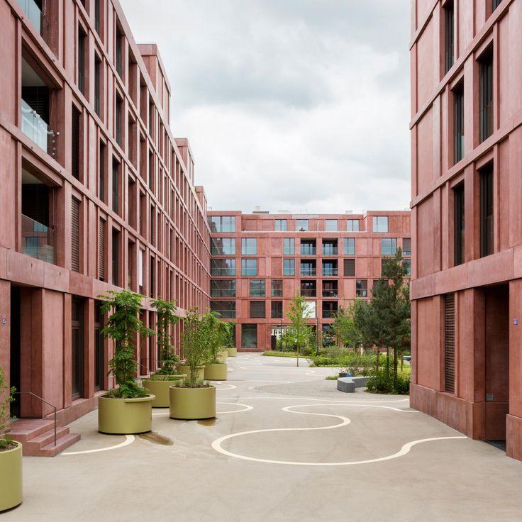 813 développement résidentiel et commercial ROY, Winterthur