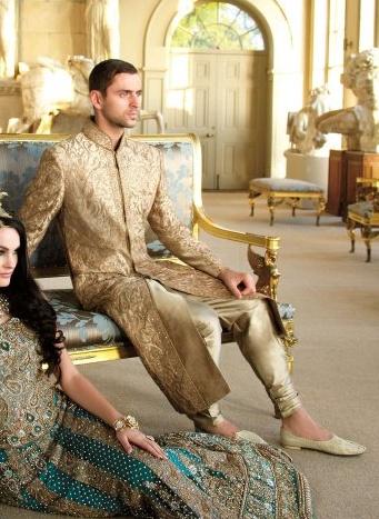 Indian groom wedding