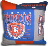 Football season is coming!! Here is an example of what I can make for your Denver Bronco football fan!!