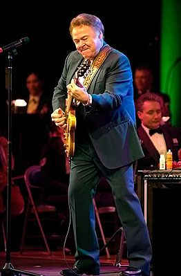"""Roy Clark - Saw him perform in person at the Kenley Amphitheater in Layton, Utah. Was awesome!!"""""""