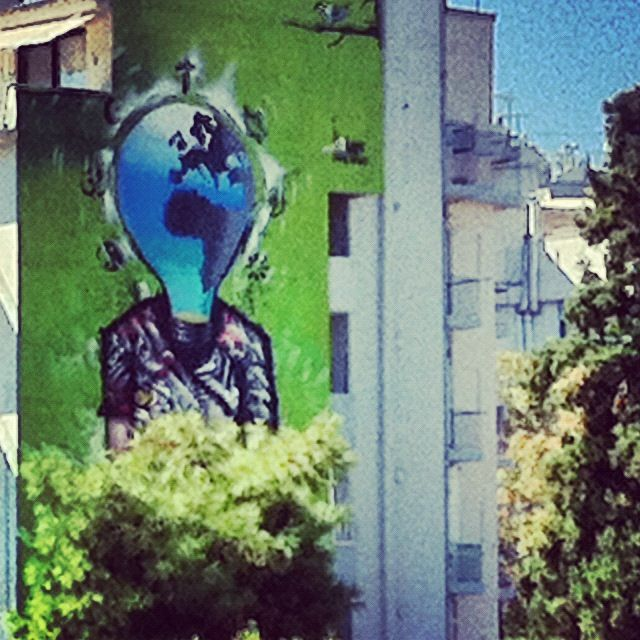 Thessaloniki Street Art Greece