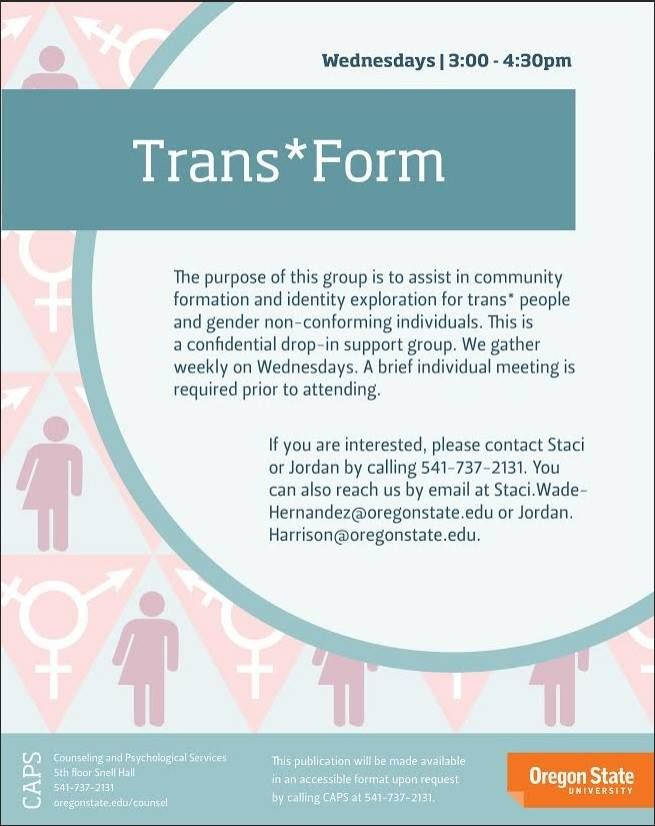 Know the transsexual resources u of mich