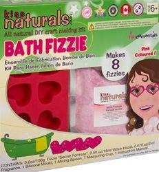 Kiss Naturals Bath Fizzie DIY Kit ~ Made in Canada