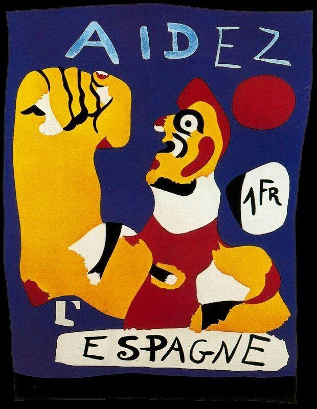 Aidez l'Espagne ( Help Spain) 1937