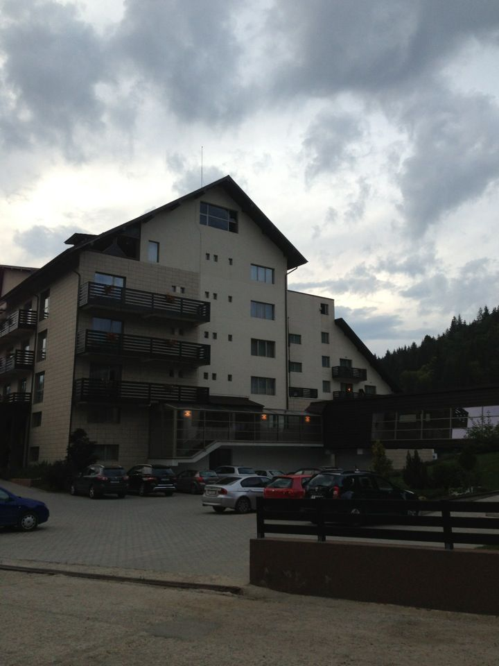 Clermont Hotel in Covasna, Covasna
