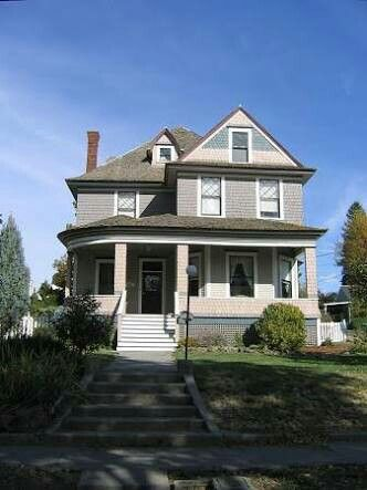 Elena Lincoln's home Seattle, Washington.