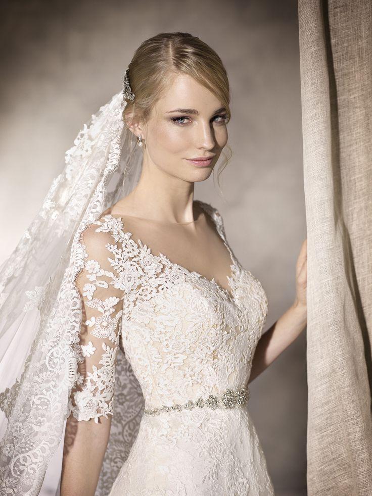 Holanda - La Sposa - Esküvői ruhák - Ananász Szalon - esküvői, menyasszonyi és alkalmi ruhaszalon Budapesten