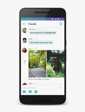 The New Yahoo Messenger App Is Great for Drunk-Texters - http://eleccafe.com/2015/12/03/the-new-yahoo-messenger-app-is-great-for-drunk-texters/