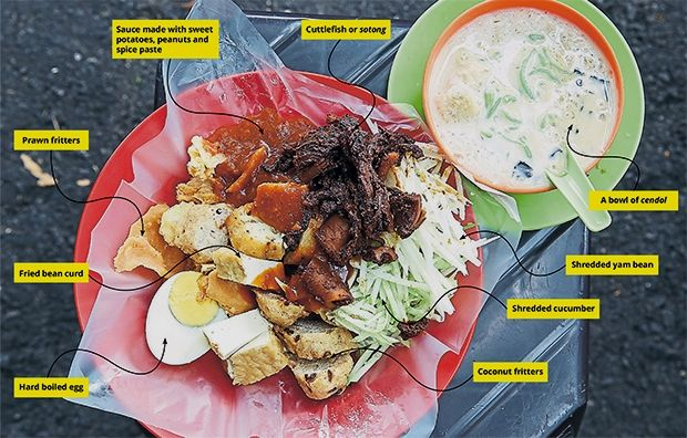 Our five favourite places for Indian rojak in KL, Subang Jaya, Puchong and PJ
