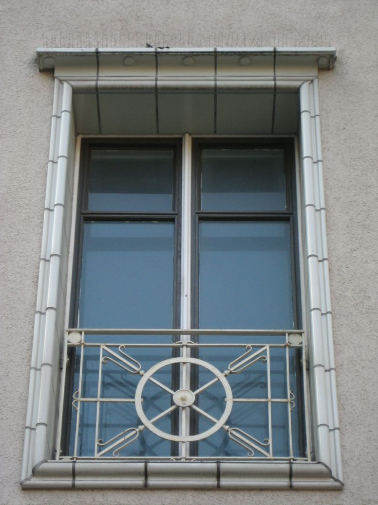 Hermann Henselmann, Hochhaus an der Weberwiese, 1951-52, Berliner Fenster