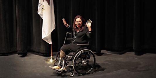 Aux Etats-Unis une sénatrice se bat pour le congé maternité payé - Tammy Duckworth ne rate jamais une occasion de faire de la politique. Il ny a certes rien de plus normal pour une sénatrice américaine. - http://ift.tt/2oKD7D0 - #ino-actu-lemonde-mlemag ifttt m le mag : toute l\'actua - March 02 2018 at 04:04AM